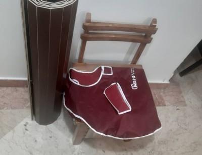 صندلی سونا خشک خانگی