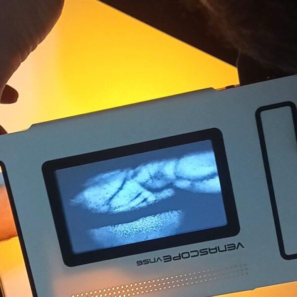 دستگاه رگیاب رگ یاب لیزری نوزاد اطفال بزرگسال